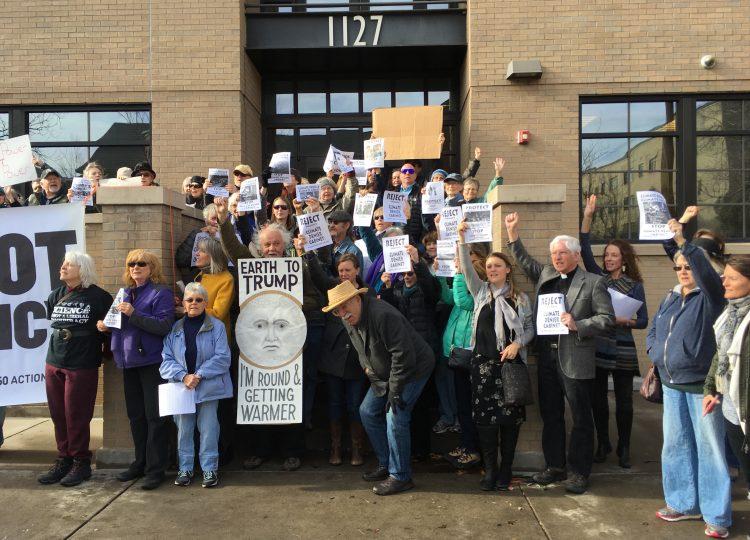 Bennet Protest 2017